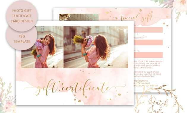 007 Template Ideas Photo Gift Card Photography Beautiful pertaining to Free Photography Gift Certificate Template