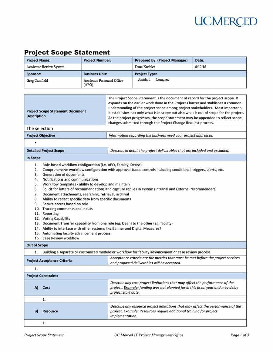 40+ Project Status Report Templates [Word, Excel, Ppt] ᐅ For Implementation Report Template