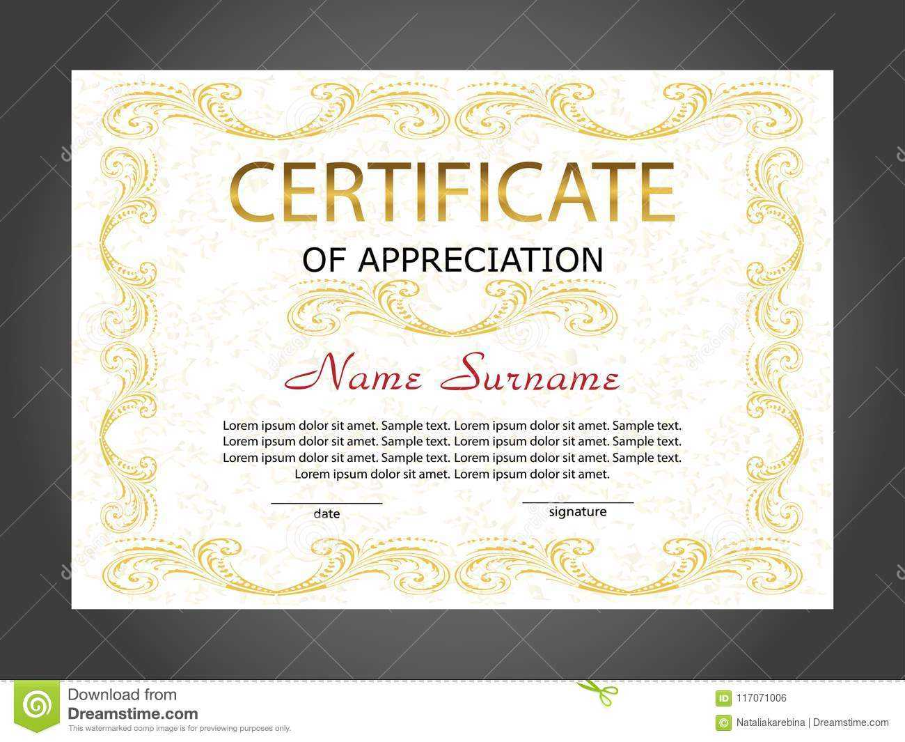 Certificate For Competition Winner - Mahre.horizonconsulting.co With Winner Certificate Template