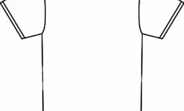 Free T Shirt Template Printable, Download Free Clip Art for Blank Tshirt Template Printable