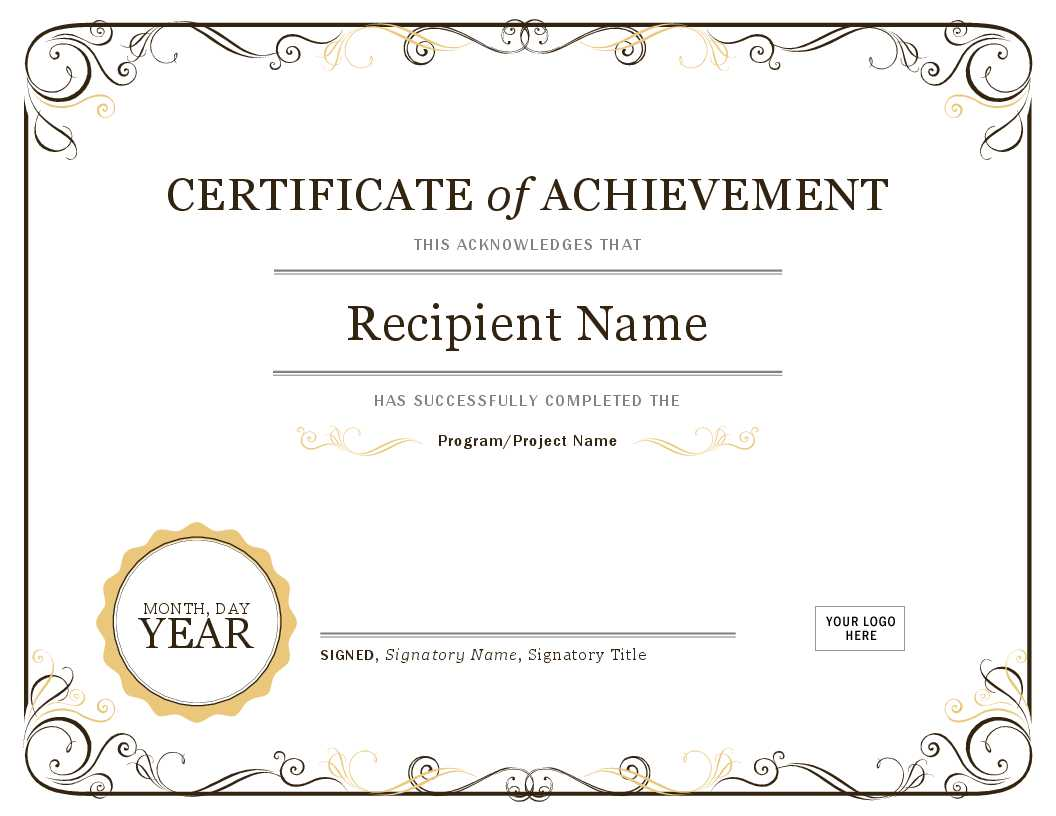 How To Create Awards Certificates - Awards Judging System With Winner Certificate Template