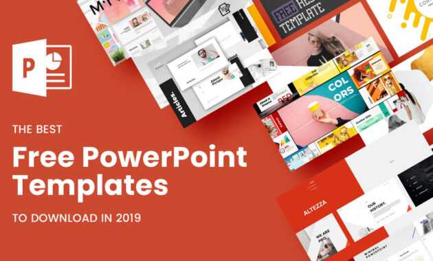 The Best Free Powerpoint Templates To Download In 2019 in Pretty Powerpoint Templates