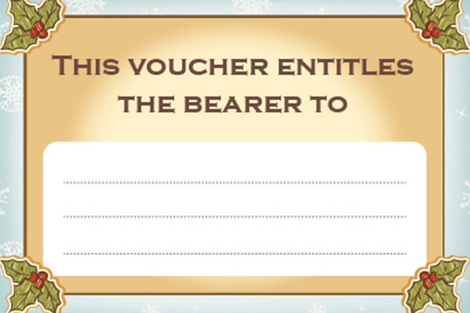 This Entitles The Bearer To Template Certificate - Zohre Intended For This Certificate Entitles The Bearer To Template